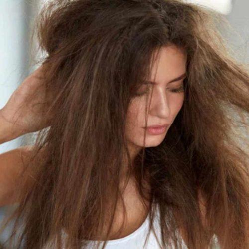 безсульфатные шампуни для поврежденных волос