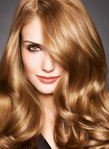 Медовый блонд фото