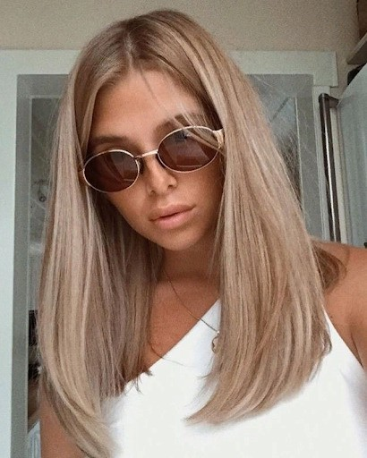 Мокко блонд фото