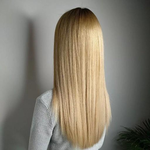 Пшеничный блонд фото