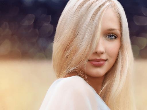 универсальные оттенки блонд