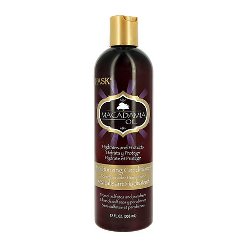 Hask Macadamia Oil Moisturizing