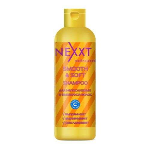 Nexxt Smooth & Soft Shampoo