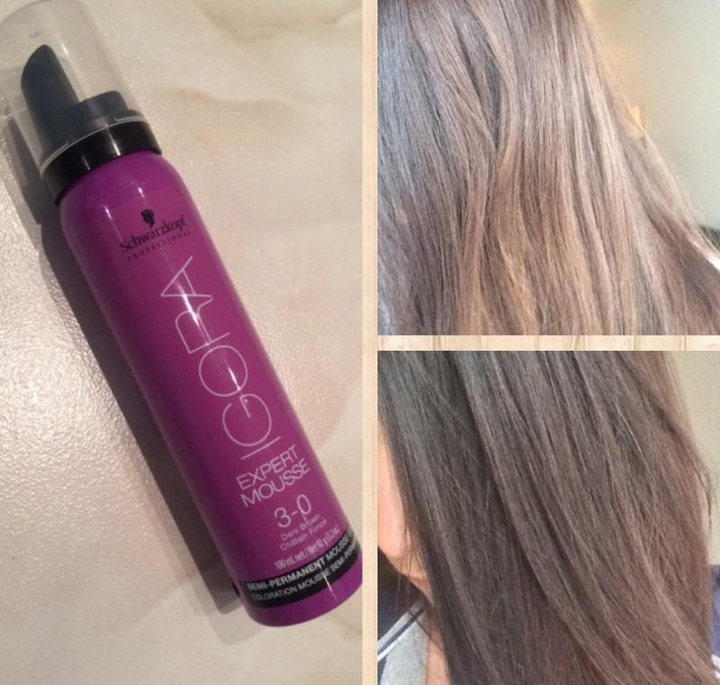 Тонирование волос после мелирования: выбор цвета, обзор лучших средств