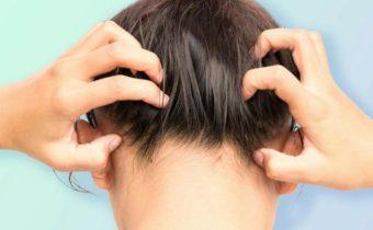 Болячки на голове
