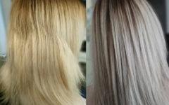 Можно ли избавиться от желтизны волос после обесцвечивания